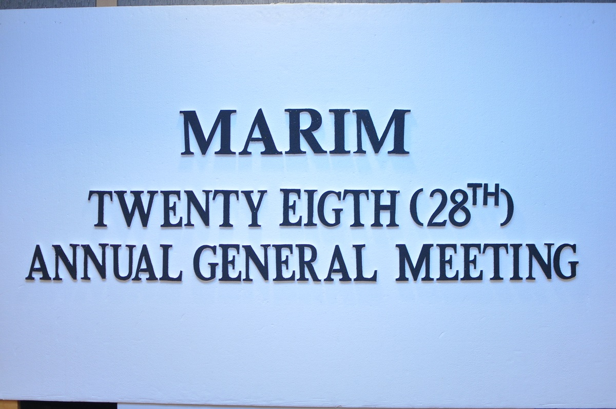 28th Annual General Meeting 2019