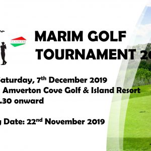 MARIM Golf Tournament 2019